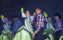 San Diego - Cinco De Mayo. SAN DIEGO - MAY 03 : Dancers Participates at the Cinco De Mayo festival in San Diego CA . on May 3, 2014. Cinco De Mayo Celebrates