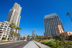 San Diego city Royalty Free Stock Image