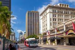 San Diego city CA royalty free stock photos