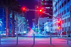 San Diego City Center Royalty Free Stock Photo