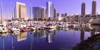 San Diego  City Skyline Stock Photography