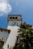 San Diego Clock Tower Royalty Free Stock Photos