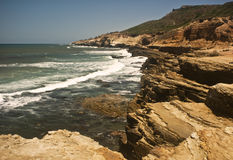San Diego Coast Royalty Free Stock Image