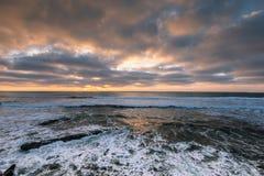 San Diego Coast Image stock