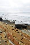 San Diego Coast Tidepools Stockfotos