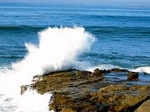 San Diego Coast Royalty Free Stock Photography