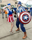 San Diego Comic Con 2011 Royalty Free Stock Images