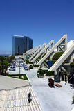 San diego conference center. California stock images