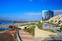San Diego Convention Center Arkivfoton