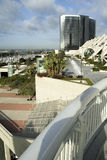 San Diego Convention Center. On sunny morning Royalty Free Stock Image