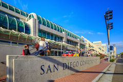 San Diego Convention Center Stock Photography