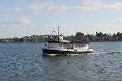 San Diego Coronado Ferry Stock Image