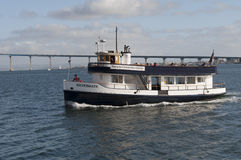 San Diego Cornado Ferry Royalty Free Stock Photo