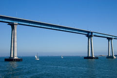 San Diego Coronado Bridge Stock Photos