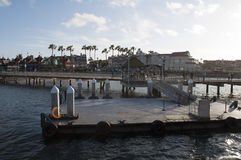 San Diego Coronado Ferry Dock Royalty Free Stock Images