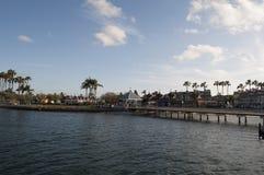 San Diego Coronado Ferry Dock Royalty Free Stock Image