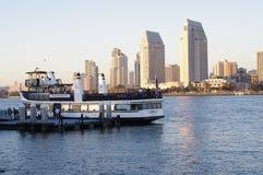 San Diego Coronado Ferry Landing Royalty Free Stock Images