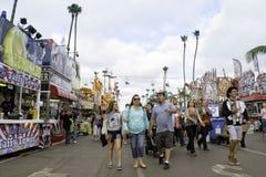 San Diego County Fair, California stock photo