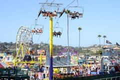 San Diego County Fair Scene Imágenes de archivo libres de regalías