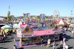 San Diego County Fair Scene Fotos de archivo