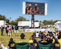 San Diego Crew Classic Imagem de Stock Royalty Free