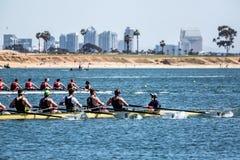 San Diego Crew Classic Lizenzfreie Stockbilder