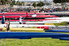 San Diego Crew Classic Stock Images