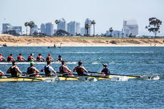 San Diego Crew Classic Royalty Free Stock Images