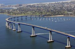 San Diego dá-lhe boas-vindas fotografia de stock royalty free