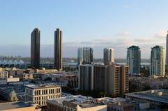 San Diego da baixa Imagem de Stock Royalty Free
