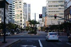 San Diego da baixa Imagens de Stock Royalty Free