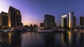 San Diego Day ? noite Timelapse