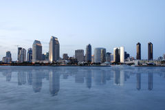 San Diego de stad in, CA Stock Fotografie