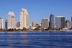 San Diego del centro Fotografia Stock