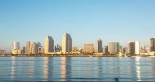 San Diego do centro, Califórnia EUA video estoque
