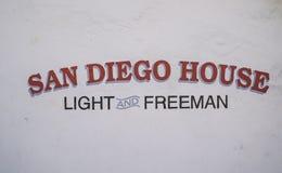 - 21, 2017 San Diego dom SAN DIEGO, KALIFORNIA, KWIECIEŃ - Zdjęcie Royalty Free