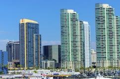 San Diego du centre, la Californie Photographie stock libre de droits