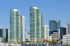 San Diego du centre, la Californie Photos libres de droits