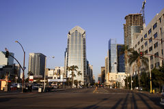 San Diego ensoleillé Photos libres de droits