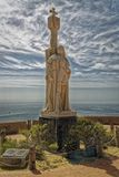San Diego, Etats-Unis de l'Amérique avril 14,2016 : Monument national de Cabrillo au point Loma Peninsula images stock