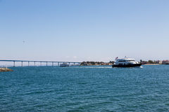 San Diego Ferries Stock Images