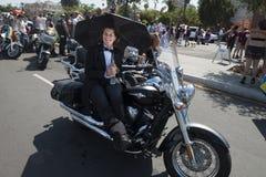 San Diego Gay Pride Parade Stock Photo