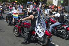 San Diego Gay Pride Parade Royalty Free Stock Photos