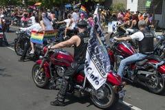San Diego Gay Pride Parade Royalty Free Stock Photos
