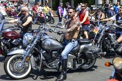 San Diego Gay Pride Parade Stock Photography