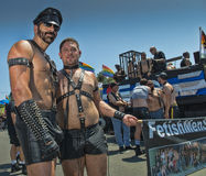 San Diego Gay Pride Parade Stock Image