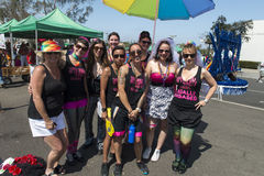San Diego Gay Pride Parade Royalty Free Stock Photography