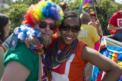 San Diego Gay Pride Parade Royalty Free Stock Image