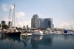 San Diego Harbor Royalty Free Stock Photography