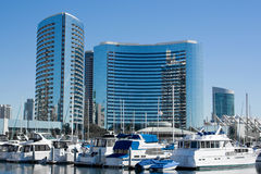 San Diego harbor Royalty Free Stock Photography